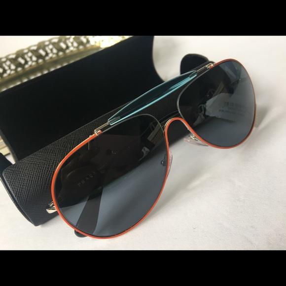 fb6e128fd2b20 New Prada sunglasses Unisex SPR 56s